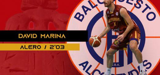 David Marina NCS Alcobendas