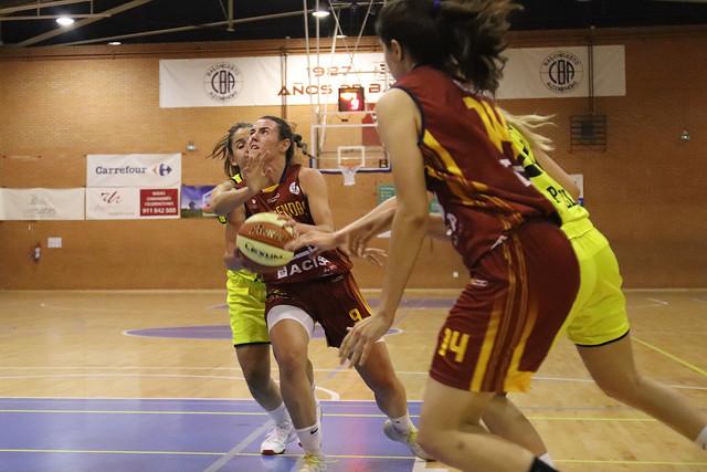 Sol Molina Pacisa Alcobendas baloncesto