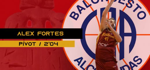 Alex Fortes NCS Alcobendas