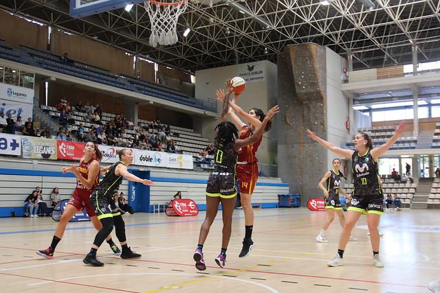 Clara Rodríguez Pacisa Alcobendas baloncesto
